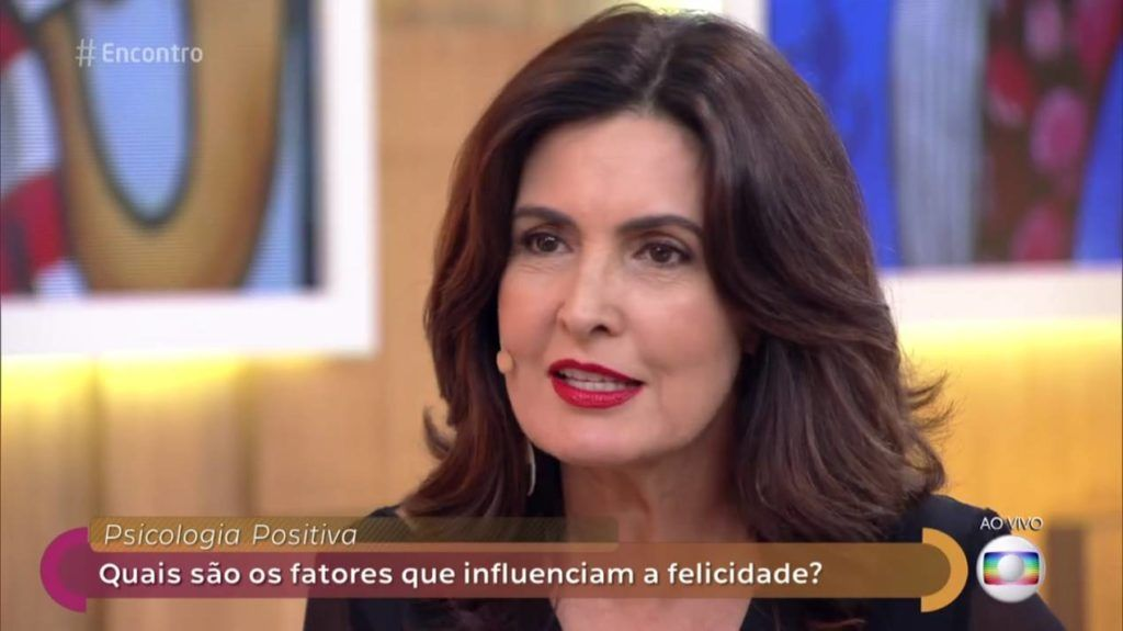 Fátima Bernardes entrevista Helder Kamei